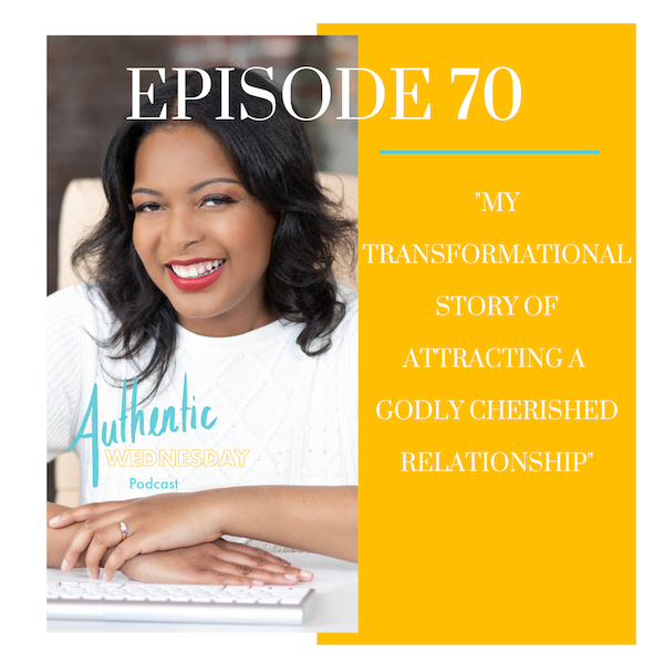 70. My Transformational Story of Attracting a Godly Cherished Relationship with Keshia Rice Image