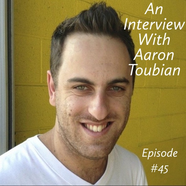 Aaron Toubian - The Stuttering Coach Image
