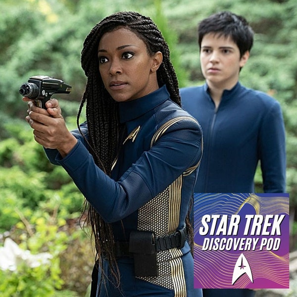 Star Trek Discovery Season 3 Episode 4 'Forget Me Not' Review Image