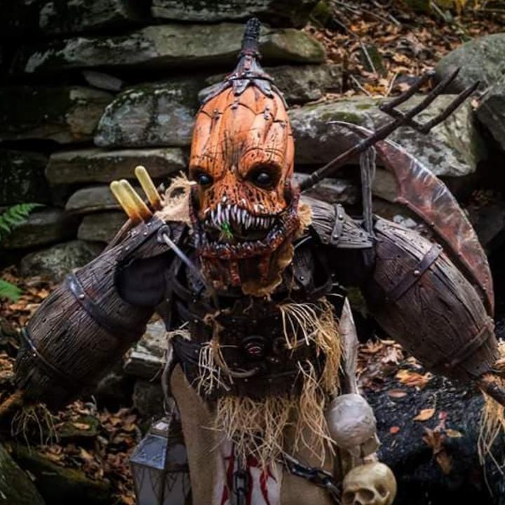 Joey Marsocci: Creating Immersive Spooky Experiences