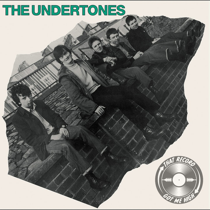 S4E188 - The Undertones debut with Mick Hans