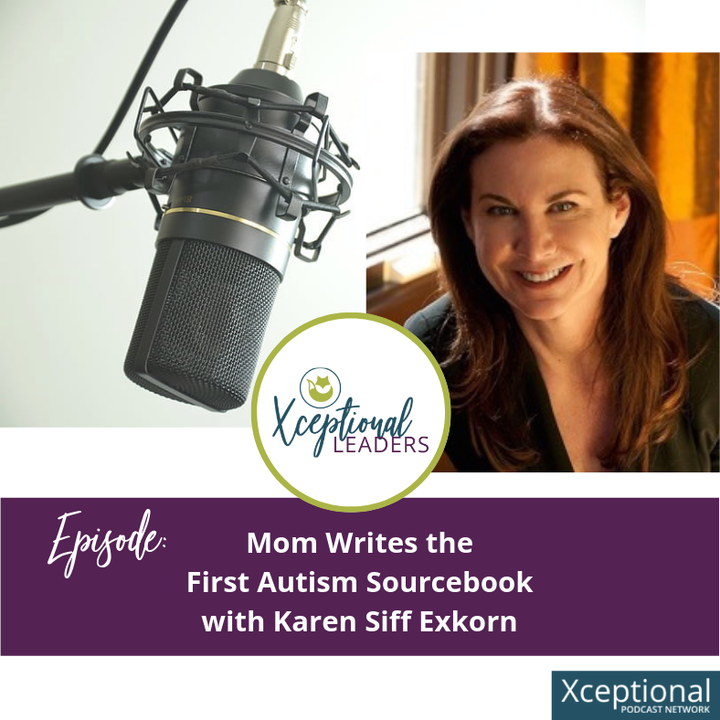 Mom Writes the First Autism Sourcebook with Karen Siff Exkorn
