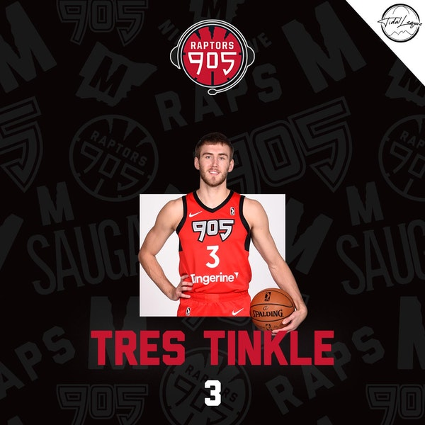 Tres Tinkle | Born Competitive | Growing with GPII | 905 Pride