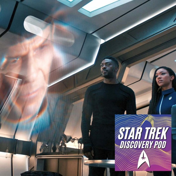 Star Trek Discovery Season 3 Episode 7 'Unification III' Review Image