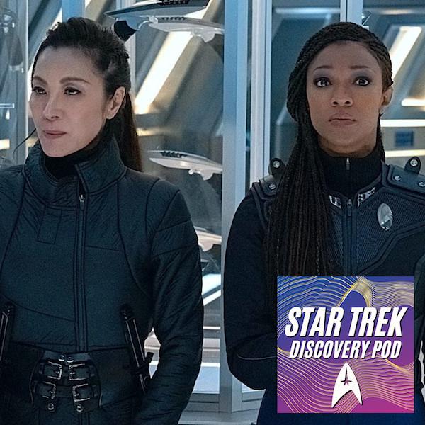 Star Trek Discovery Season 3 Episode 9 'Terra Firma, Part 1' Review Image