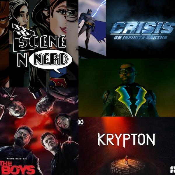 SNN: The Boys of Krypton Part II