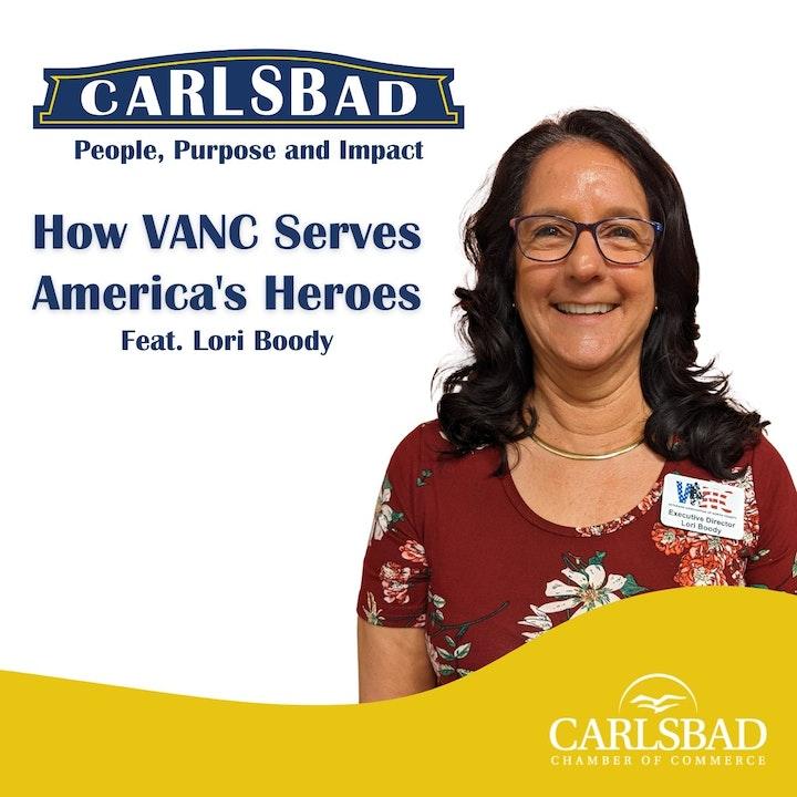 Ep. 12 How VANC Serves America's Heroes with Lori Boody