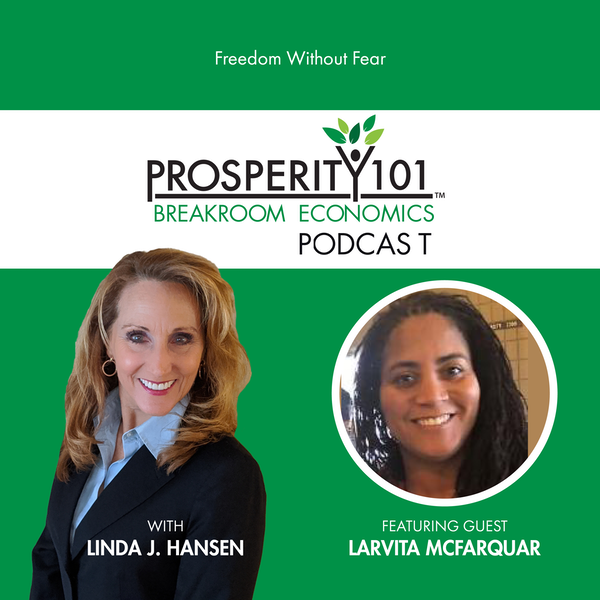 Freedom Without Fear – with Larvita McFarquhar