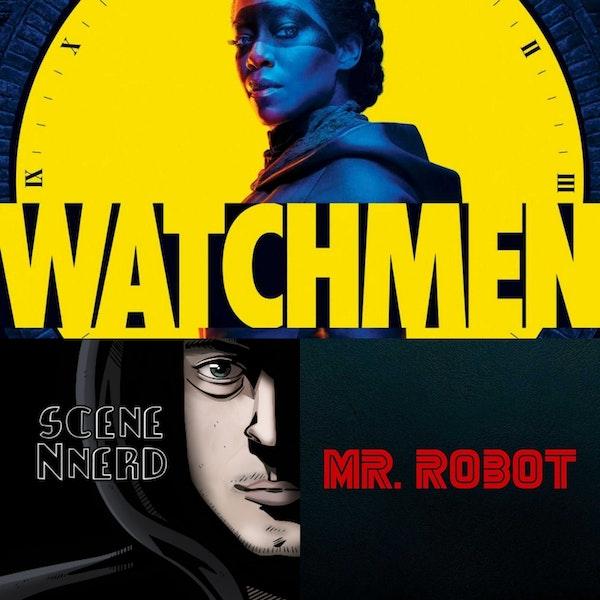 SNN: A Watchmen Finale & a Robot Falls