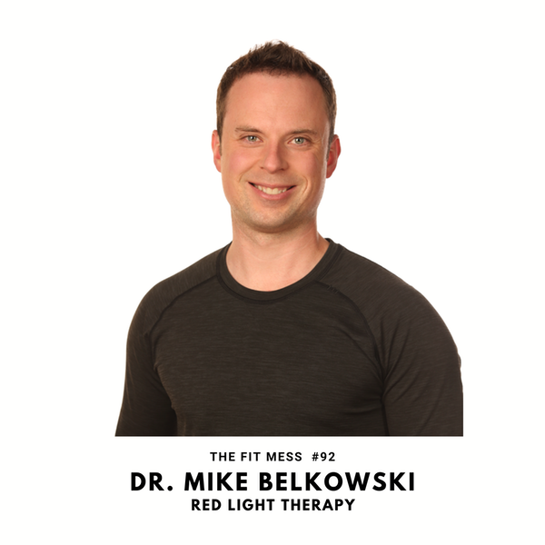 Using Red Light Therapy to Improve Your Health And Wellness With BioLight Founder Dr. Mike Belkowski Image