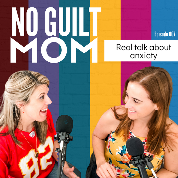 007: Real Talk About Anxiety Image