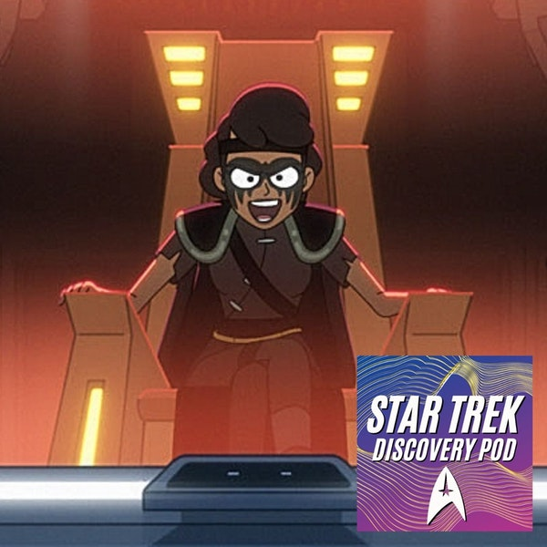 Star Trek Lower Decks Episode 9 'Crisis Point' Review Image