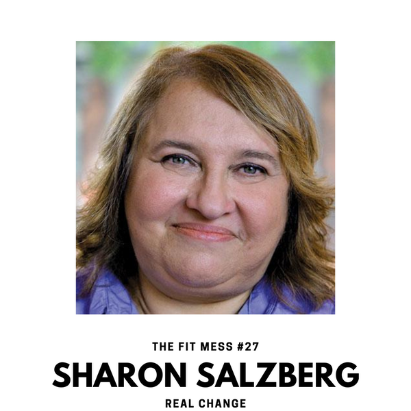 How to Find Real Happiness with Sharon Salzberg Image