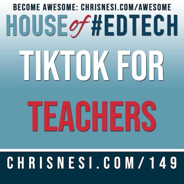 TikTok in Education for Educators - HoET149 Image