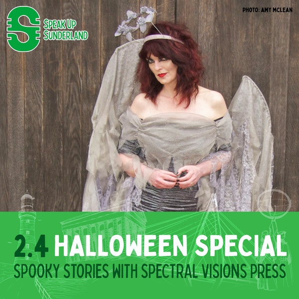 Spooky Stories with Spectral Visions Press Image