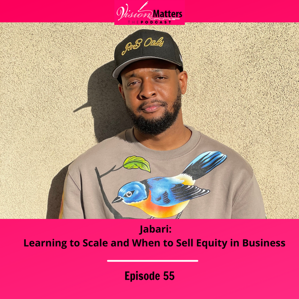 Jabari: Learning to Scale and When to Sell Equity in Business