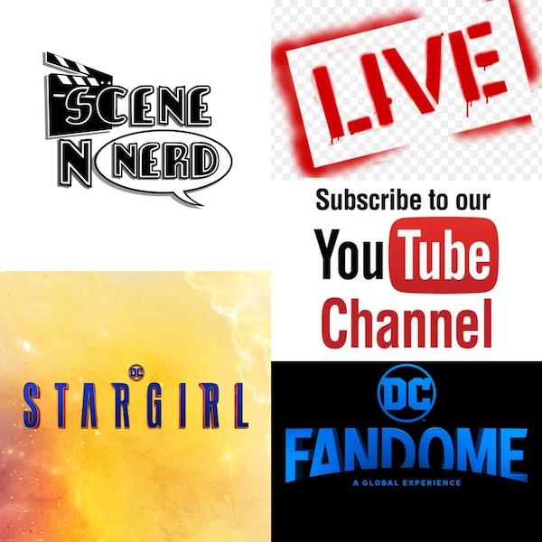 SNN LIVE: Stargirl and DCFanDome