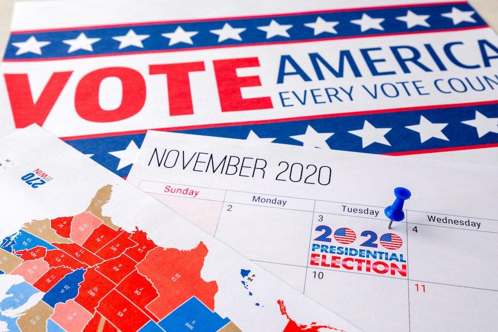 Ep.137 - Bonus Episode!  - 2020 Election - VOTE!