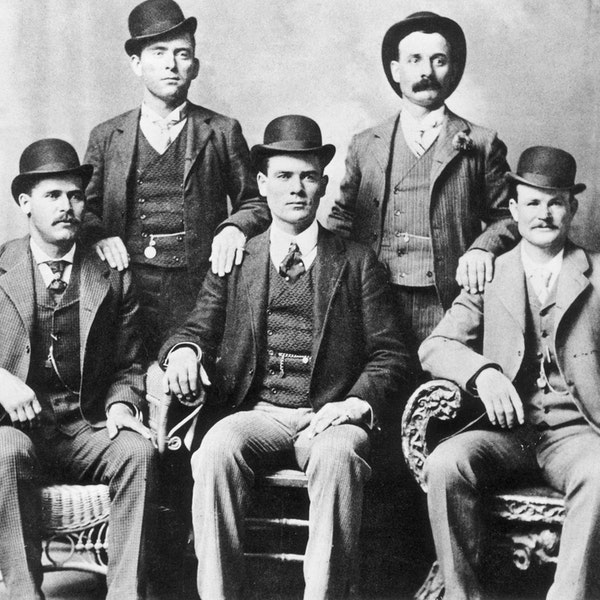 13 - The Mysterious Death Of Butch Cassidy