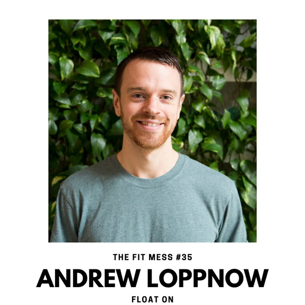 What is Float Therapy with Andrew Loppnow Image
