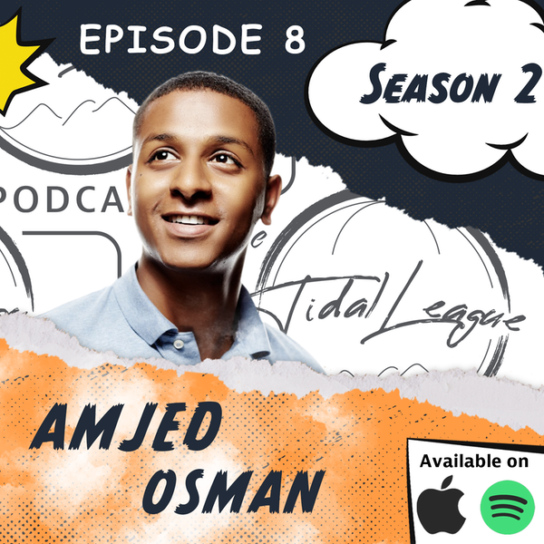 Amjed Osman | Inside the Green Room | Black Lives Matter | The Return of the NBA