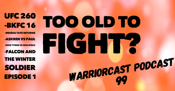 Too Old To Fight?