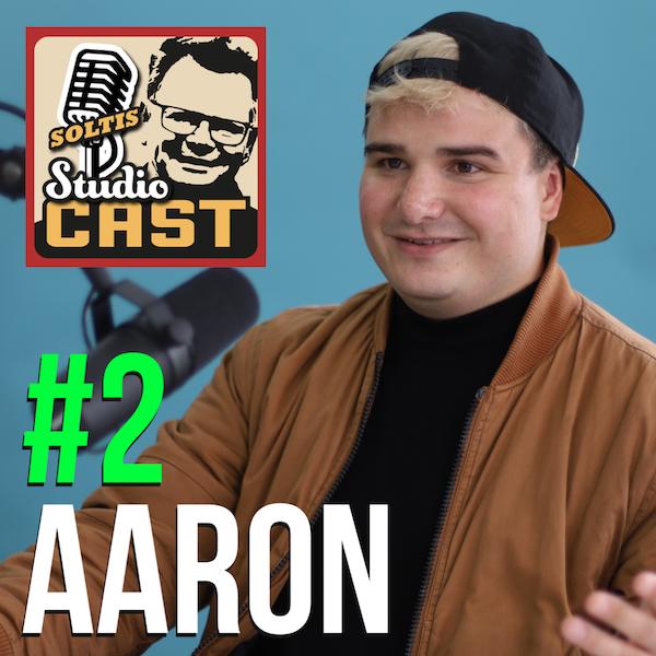 02 |Aaron, Singer-Songwriter, Sieger MyCokeMusic Soundcheck Award 2021