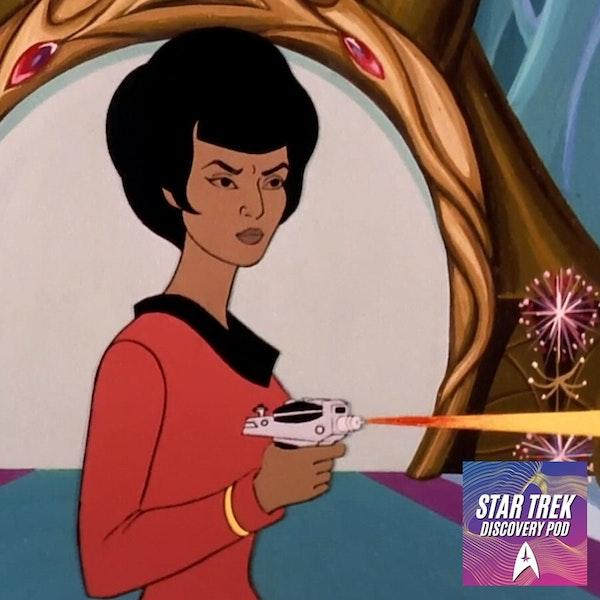 Patreon Preview | Badass Women of Trek: The Lorelei Signal Image