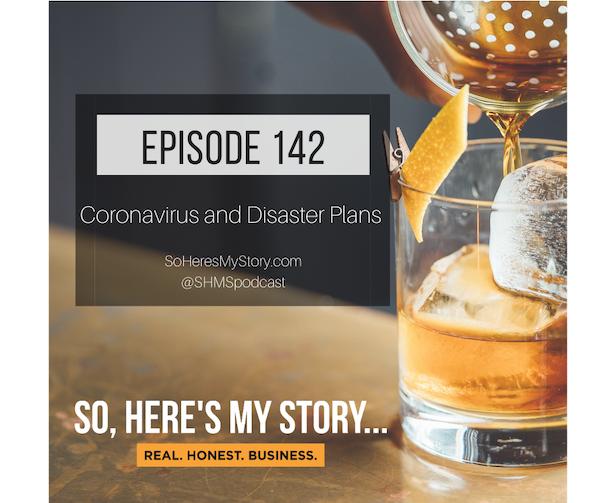 Ep142: Leadership, Courage and the Coronavirus