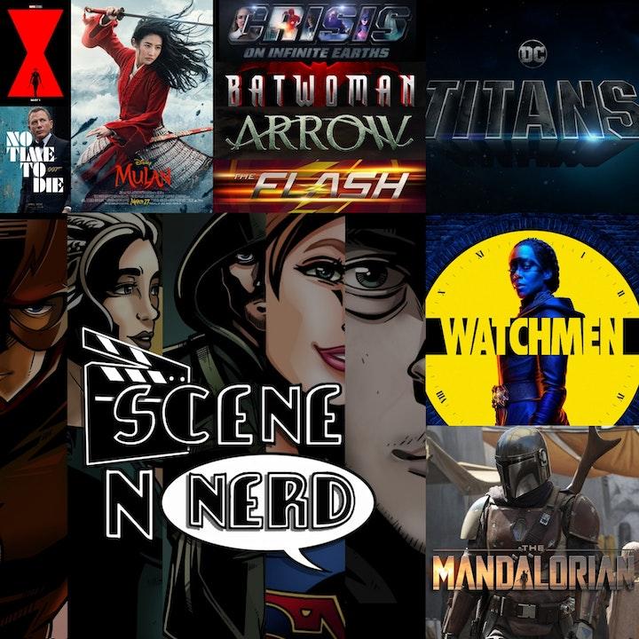 SNN:  Arrowverse, Watchmen and Mandalorian Recap & Trailer Drops