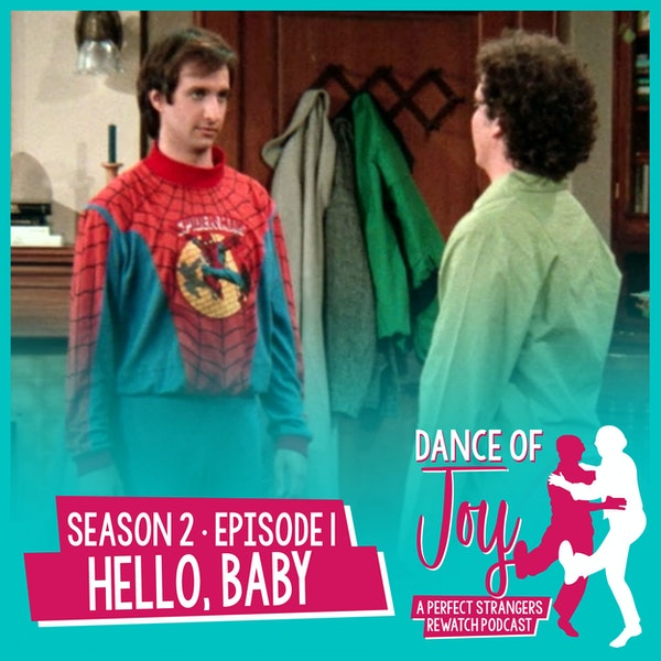 Hello, Baby - Perfect Strangers Season 2 Episode 1