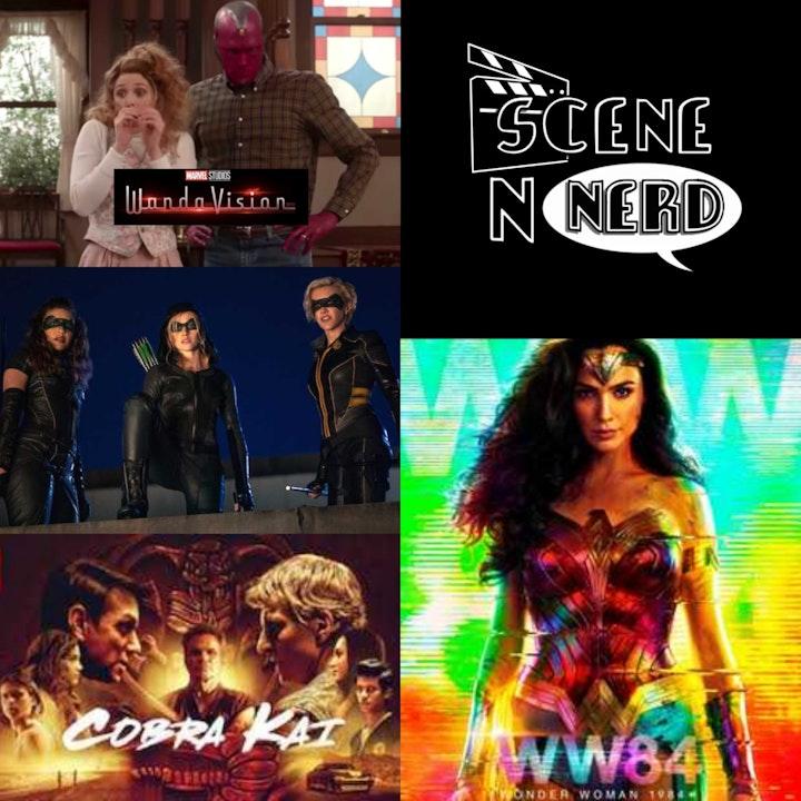 SNN: Wonder Woman 1984 & Cobra Kai