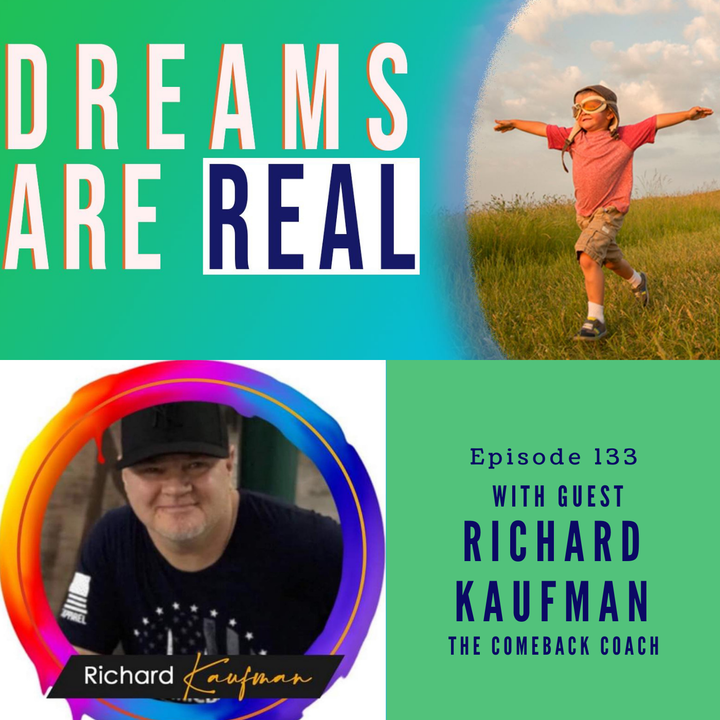Episode image for Ep 133: From Homeless Drug Addict to The Comeback Coach with Vertical Momentum Host Richard Kaufman