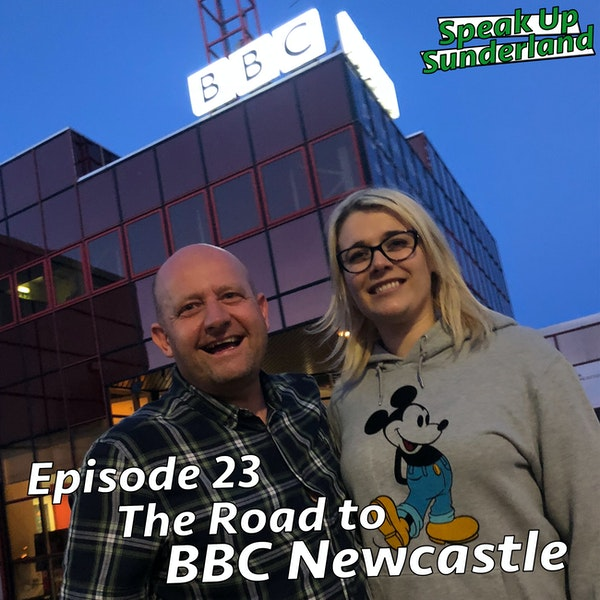 The Road to BBC Newcastle Image