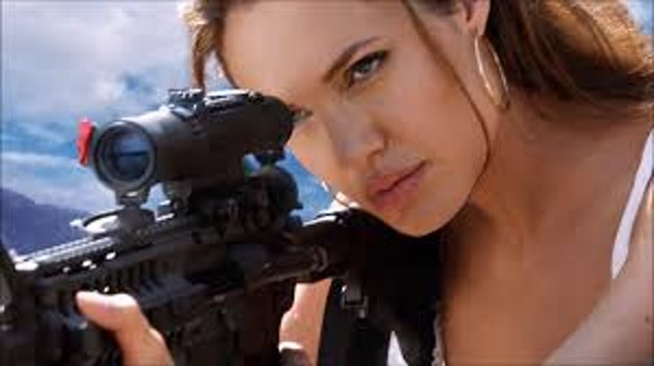 What Angelina Jolie Can Teach You about Guns