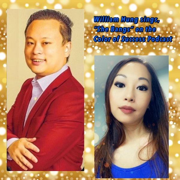 William Hung: Auditioning on American Idol & Being a Champion by Choice