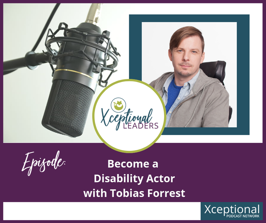 Become a Disability Actor with Tobias Forrest