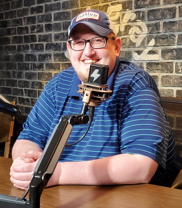 At The Mic (with Keith) - Episode 10 - Guest: Clayton Kimbrough (5/8/2020) Image