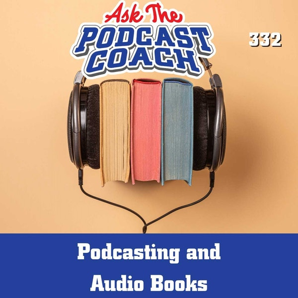 Podcasting and Audio Books Crossover?