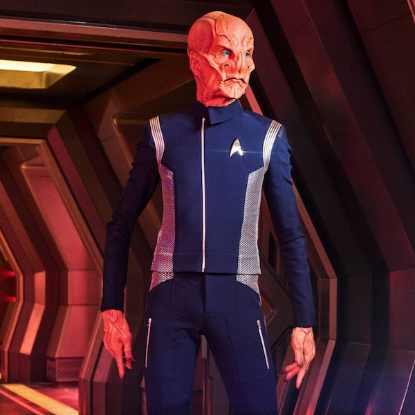Breaking Down Saru's Character Arc on Star Trek: Discovery Image