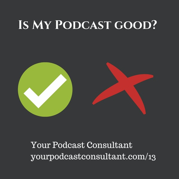 What Makes a Good Podcast? Image