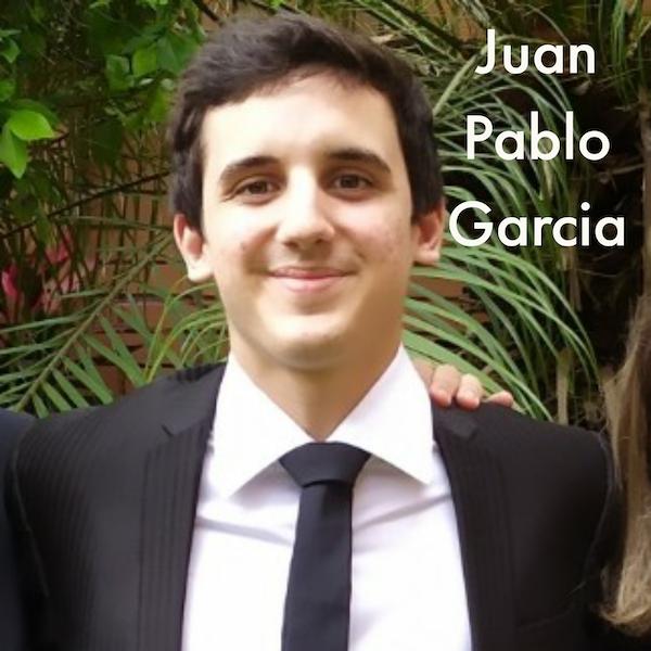 Stuttering & Succeeding In Life:  The Journey of Juan Pablo Garcia Image