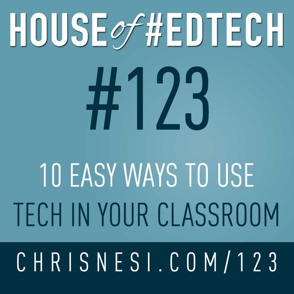 10 Easy Ways to Use Tech in Your Classroom - HoET123 Image