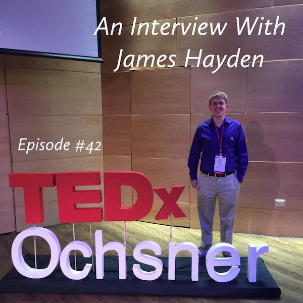 James Hayden - Tedx Speaker & Author Image
