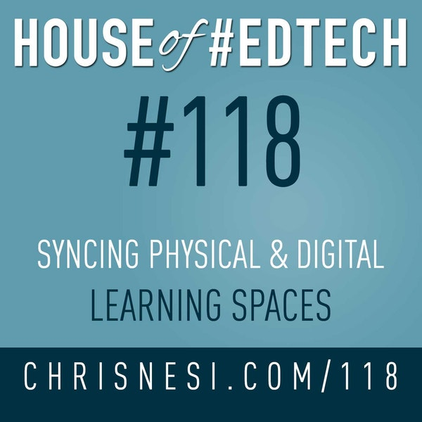 Syncing Physical and Digital Learning Spaces - HoET118 Image