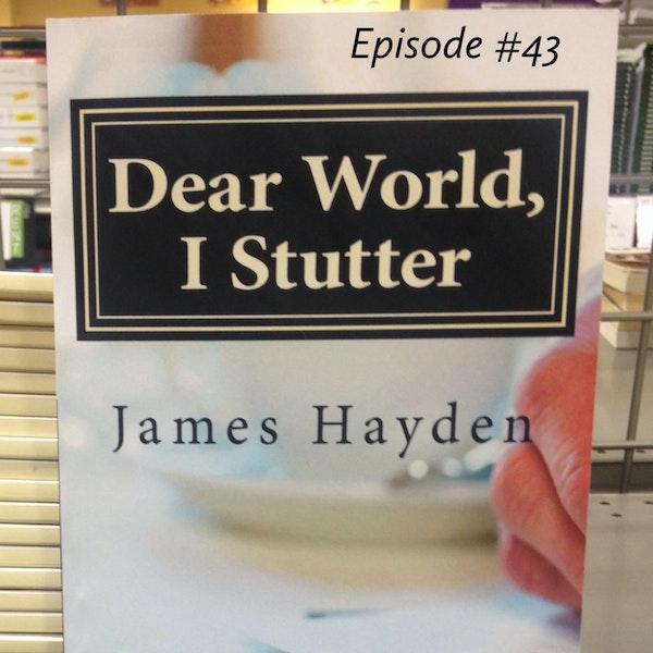 """Dear World, I Stutter"" Image"