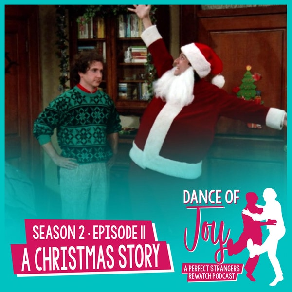 A Christmas Story - Perfect Strangers Season 2 Episode 11