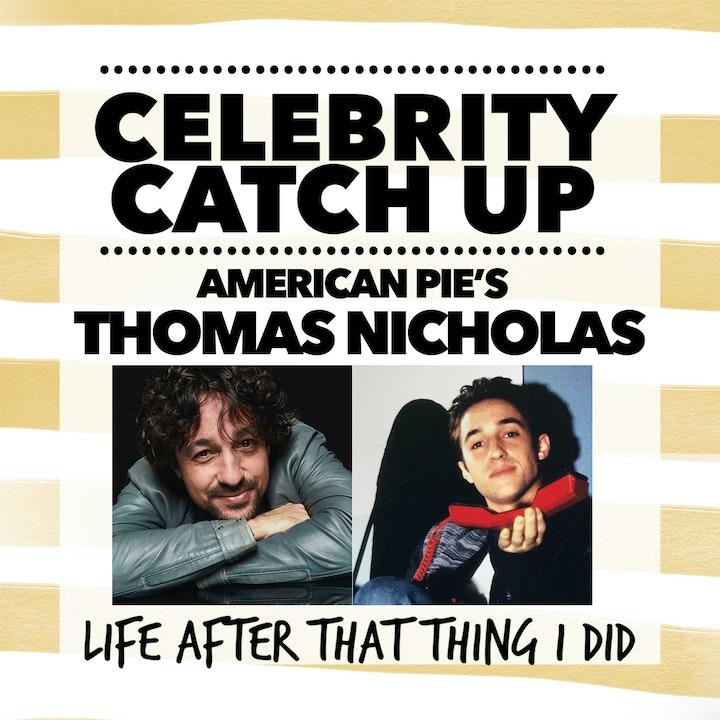 Thomas Nicholas - aka American Pie's Kevin-turned musician and film-maker