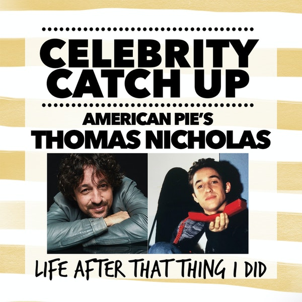 Thomas Nicholas - aka American Pie's Kevin-turned musician and film-maker