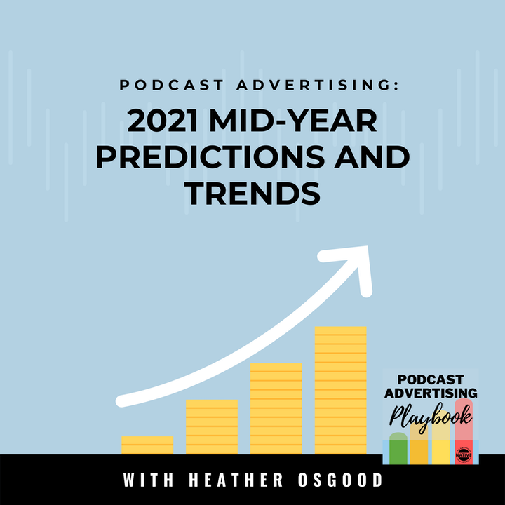 Podcast Advertising: 2021 Mid-Year Predictions And Trends